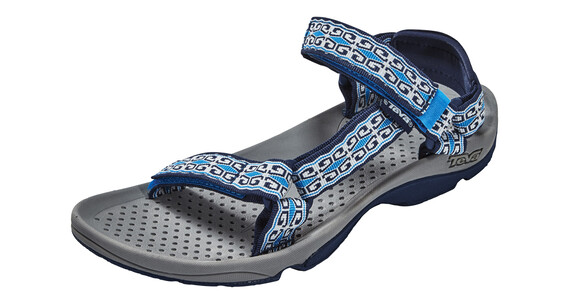 Teva Hurricane 3 sandalen Dames grijs/blauw